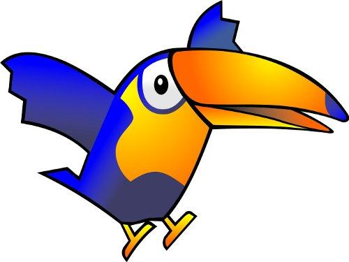 simbolo-do-psdb-tucano
