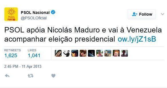 psol-maduro-tweet